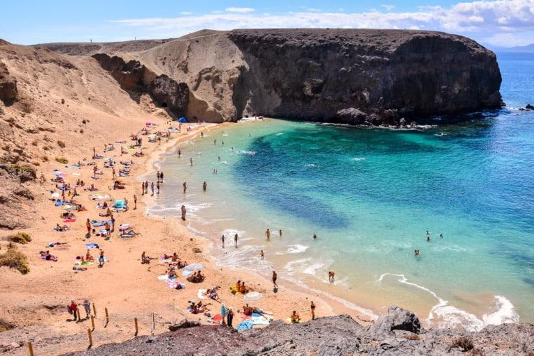 7 mejores playas de Lanzarote 3