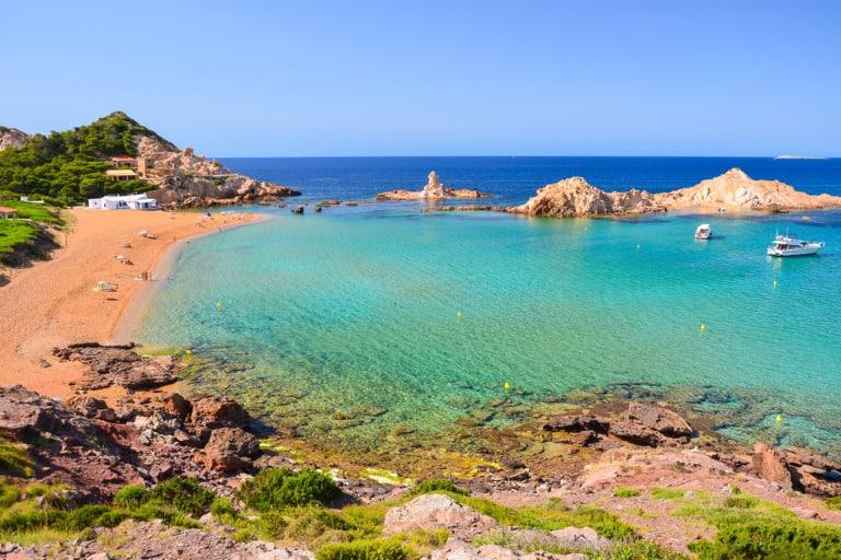 7 mejores playas de Menorca 6