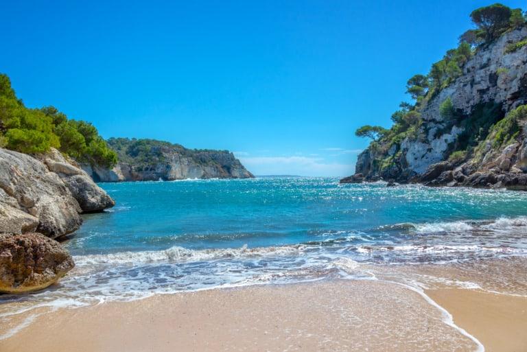 7 mejores playas de Menorca 1