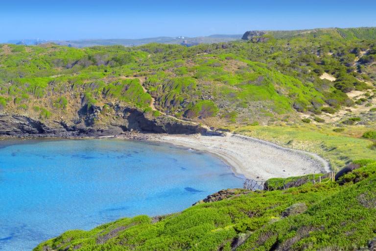 7 mejores playas de Menorca 3