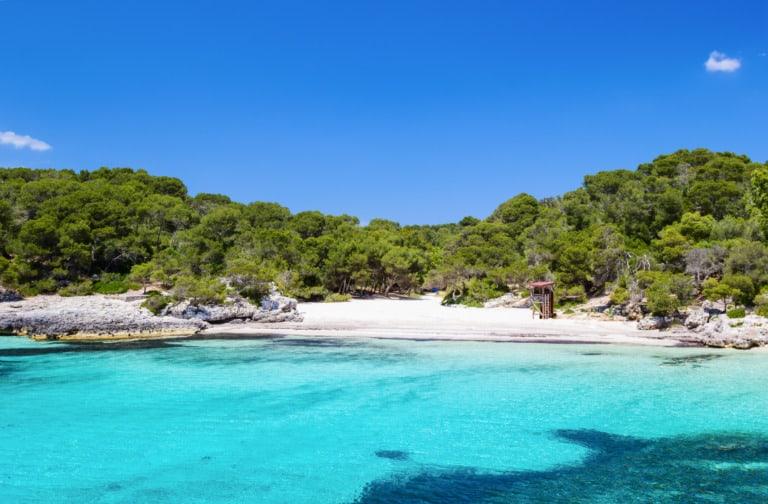 7 mejores playas de Menorca 2