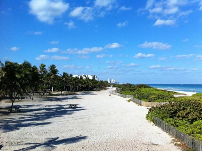 17 mejores playas de Miami 12