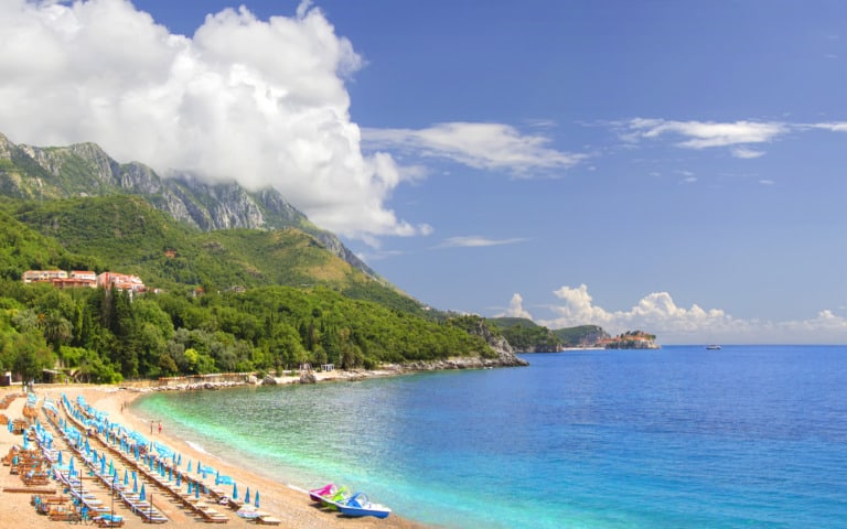 10 mejores playas de Montenegro 2