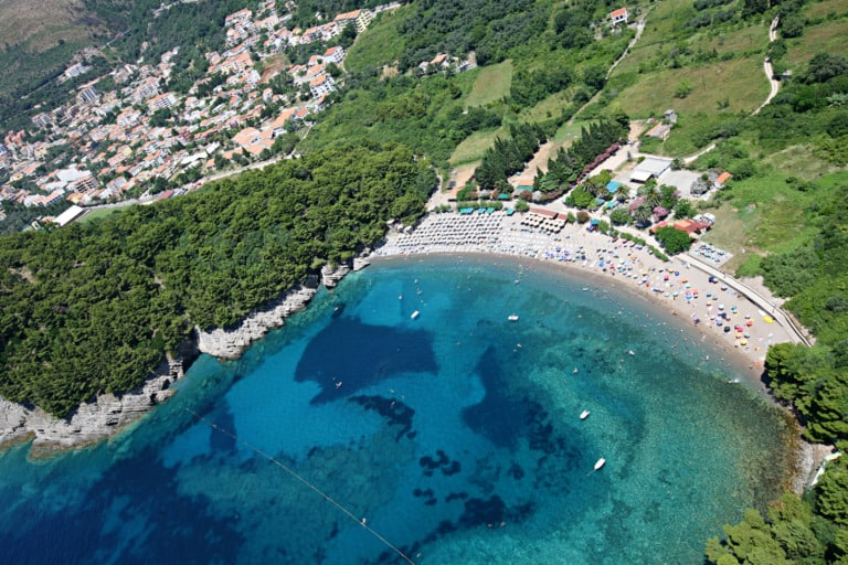 10 mejores playas de Montenegro 7