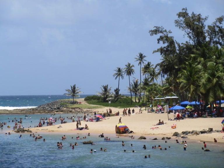 17 mejores playas de Puerto Rico 13