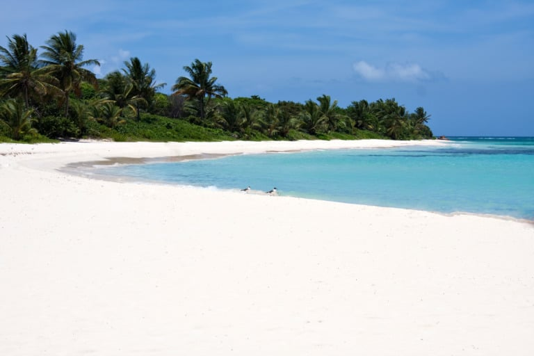 17 mejores playas de Puerto Rico 1