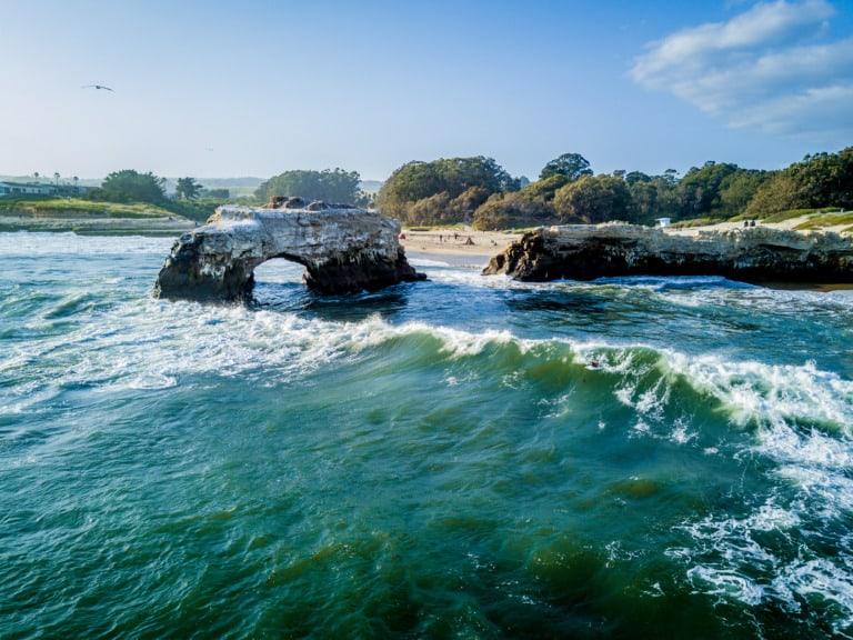17 mejores playas de Santa Cruz 8