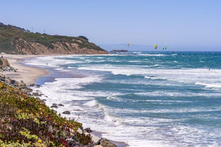 17 mejores playas de Santa Cruz 7