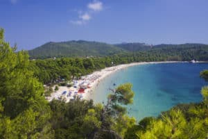 18 mejores playas de Skiathos 9