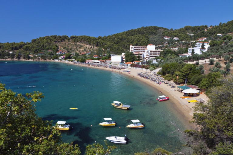 18 mejores playas de Skiathos 8