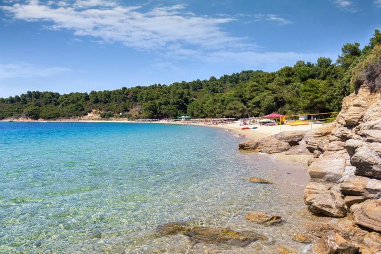 18 mejores playas de Skiathos 18
