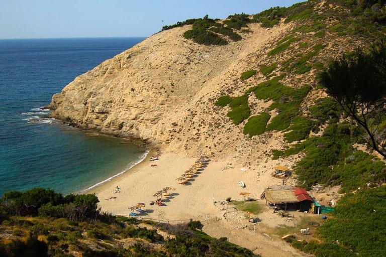 18 mejores playas de Skiathos 10
