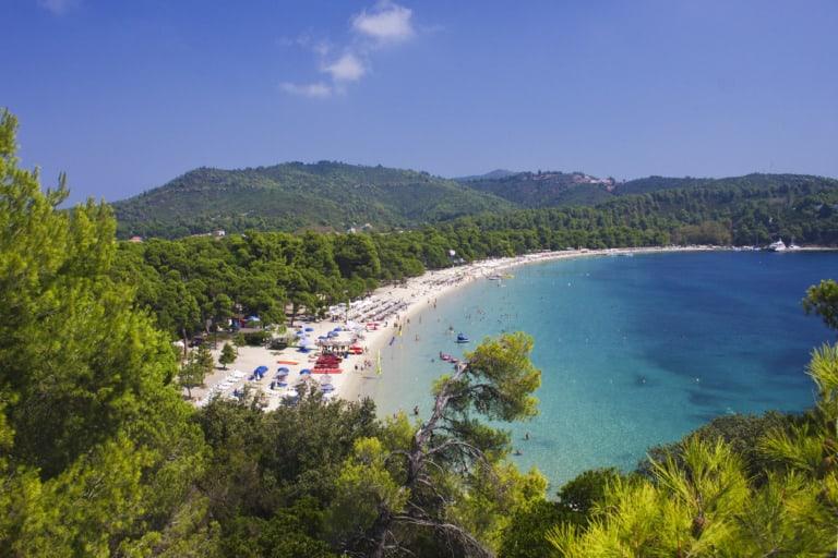 18 mejores playas de Skiathos 1