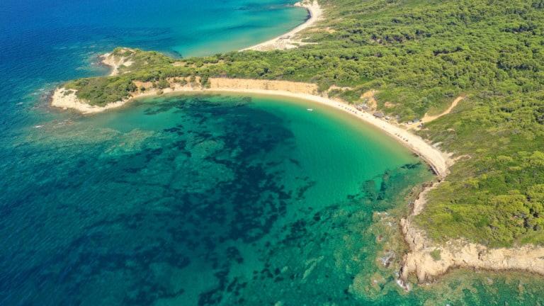 18 mejores playas de Skiathos 7
