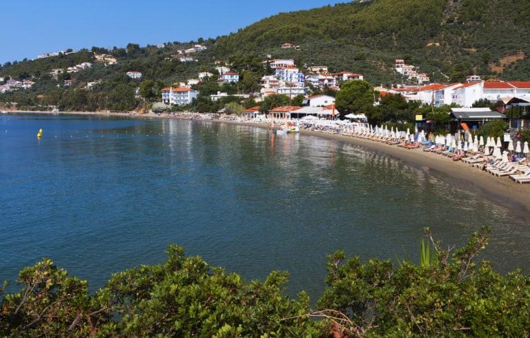 18 mejores playas de Skiathos 2