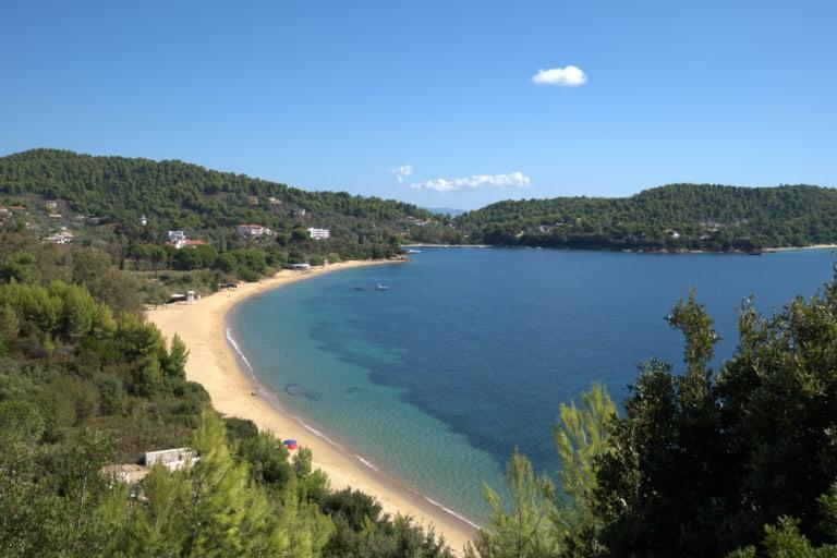 18 mejores playas de Skiathos 12