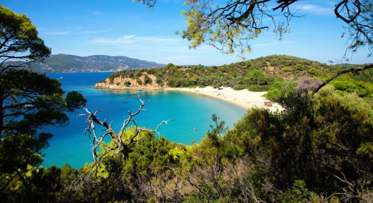 18 mejores playas de Skiathos 13