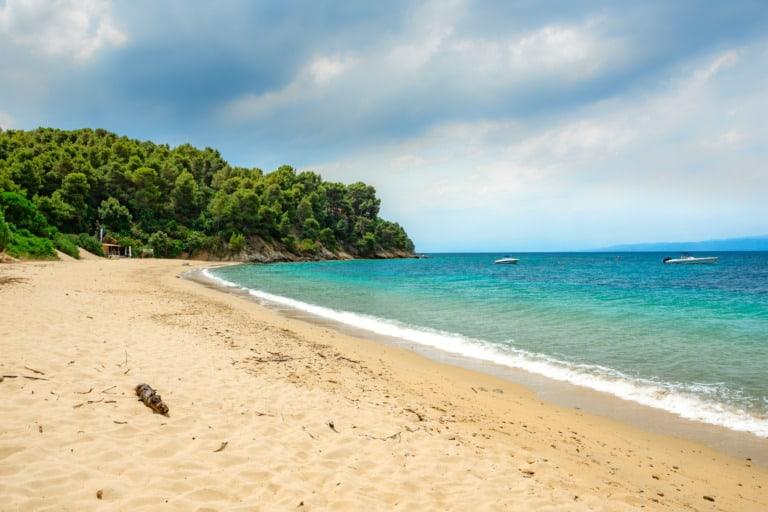 18 mejores playas de Skiathos 15