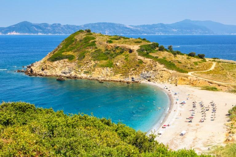 18 mejores playas de Skiathos 6
