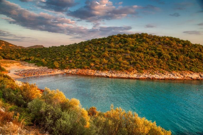 8 mejores playas de Tasos 7