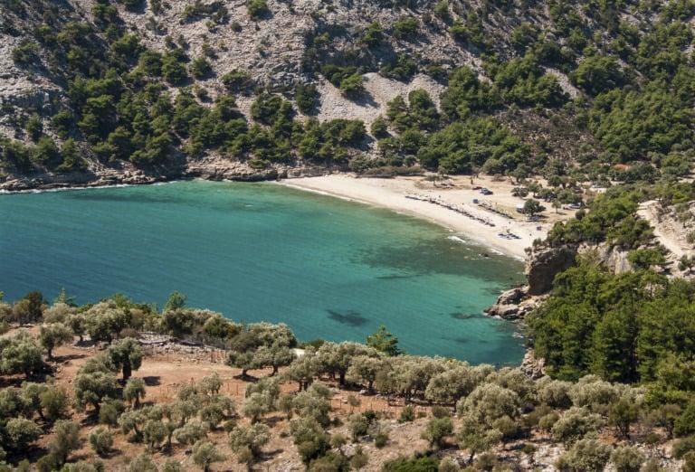 8 mejores playas de Tasos 5