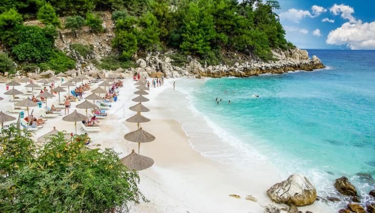 8 mejores playas de Tasos 1