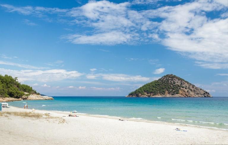 8 mejores playas de Tasos 3