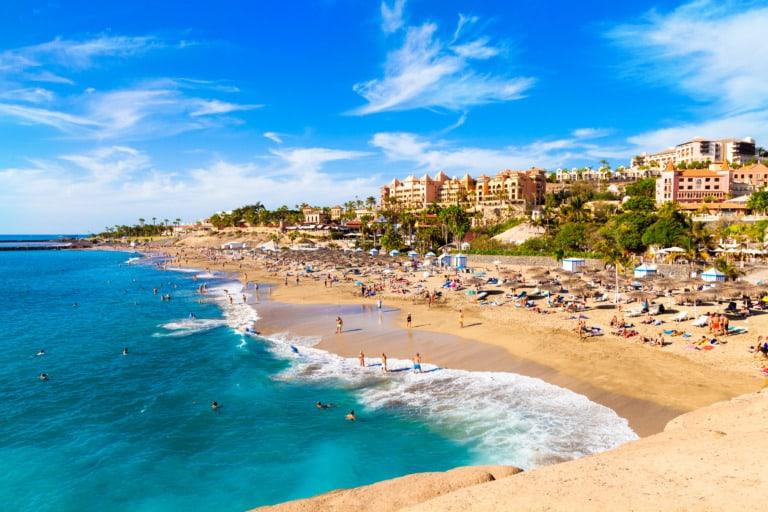 15 mejores playas de Tenerife 14
