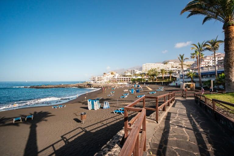 15 mejores playas de Tenerife 2