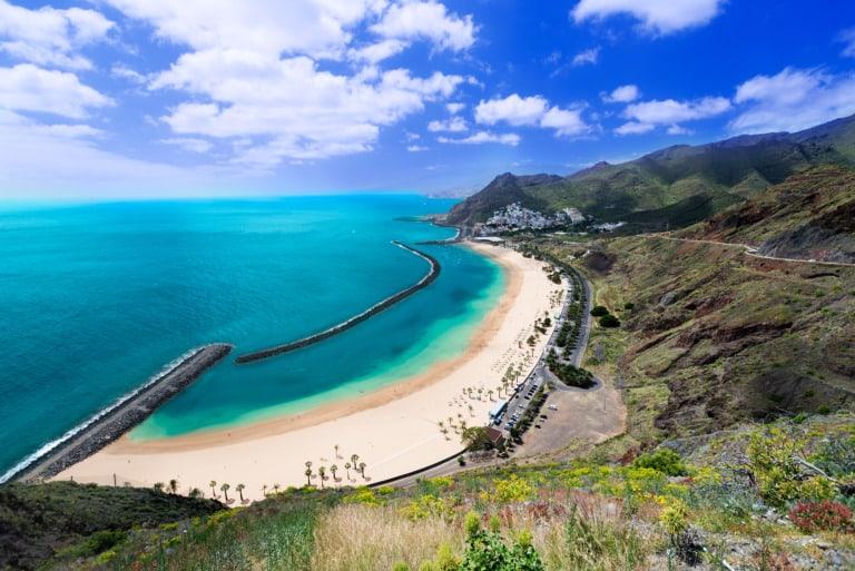 15 mejores playas de Tenerife 1