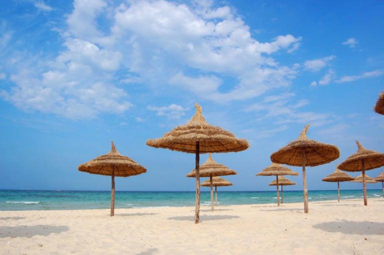 10 mejores playas de Túnez 2