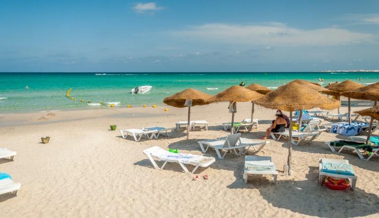 10 mejores playas de Túnez 1