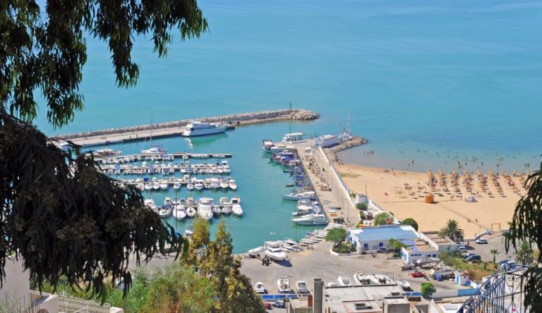 10 mejores playas de Túnez 10