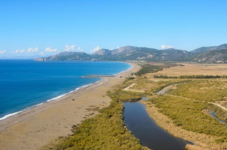 11 mejores playas de Turquía 10