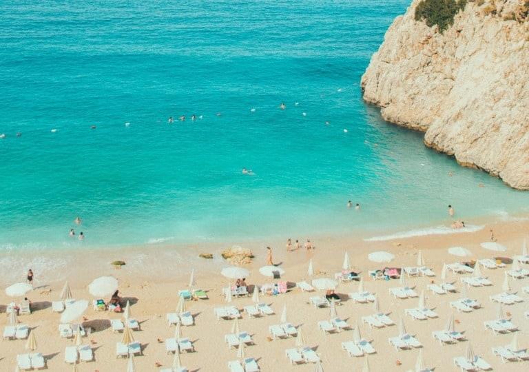 11 mejores playas de Turquía 5