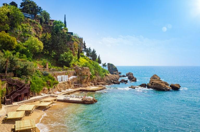 11 mejores playas de Turquía 7