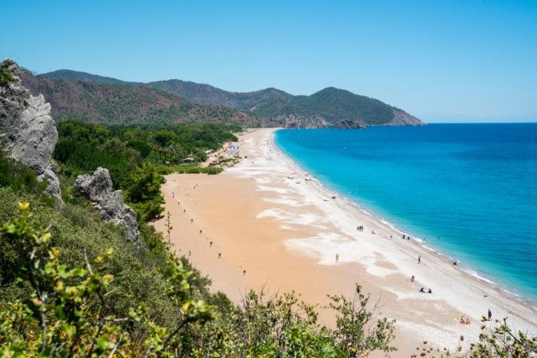 11 mejores playas de Turquía 11