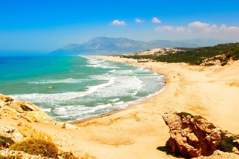 11 mejores playas de Turquía 9
