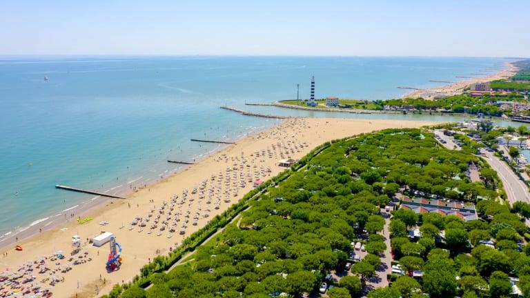 9 mejores playas de Venecia 8