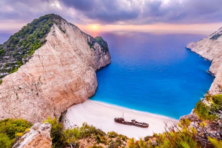 7 mejores playas de Zakynthos 1