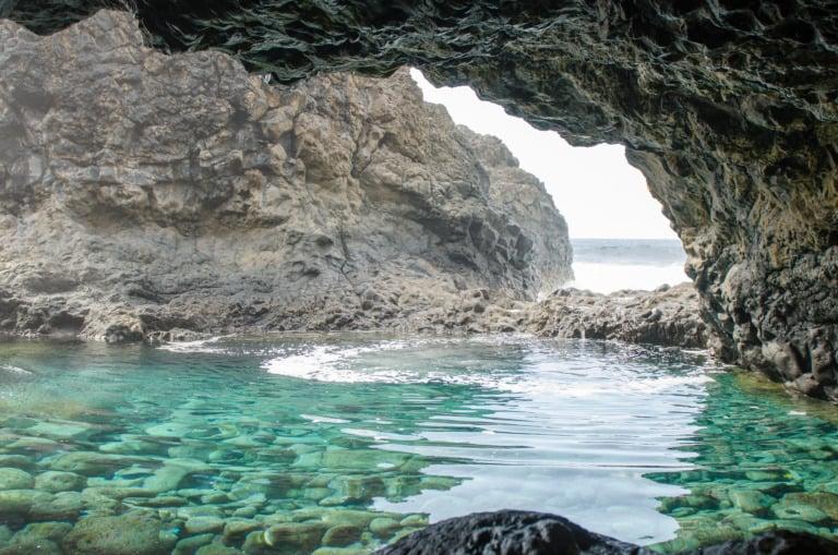 5 mejores playas en El Hierro 2