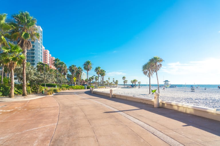 17 mejores playas en Tampa 11