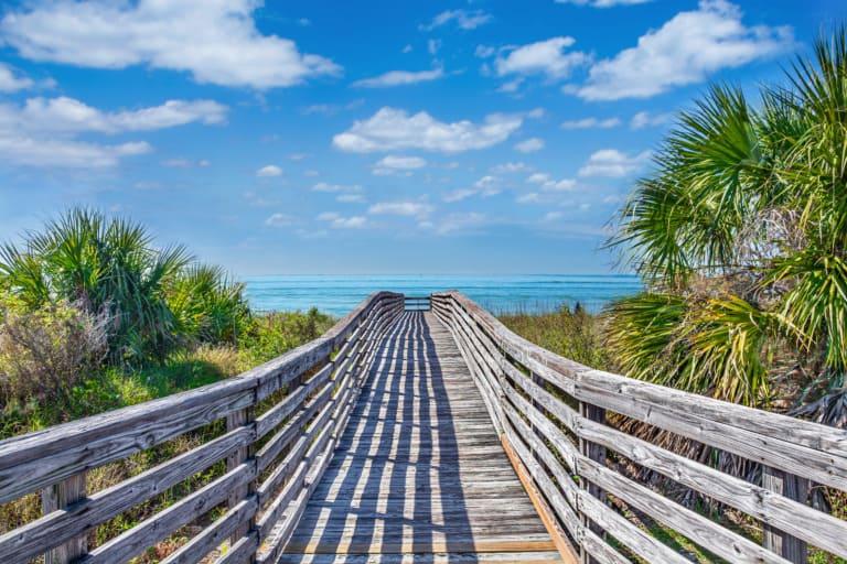 17 mejores playas en Tampa 10