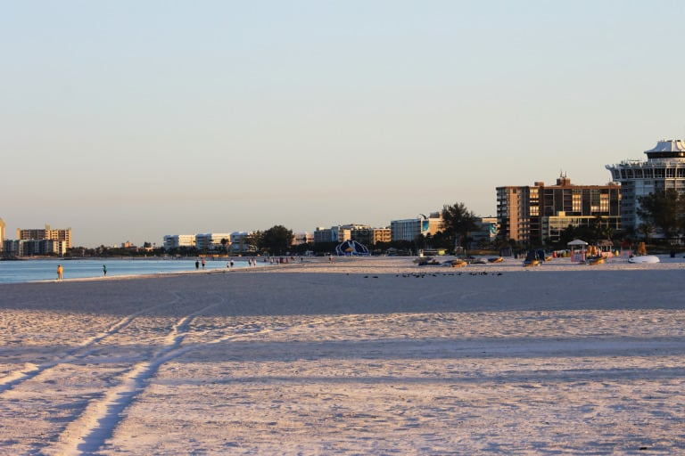 17 mejores playas en Tampa 3