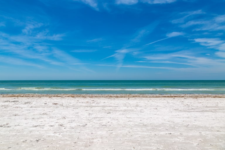 17 mejores playas en Tampa 13