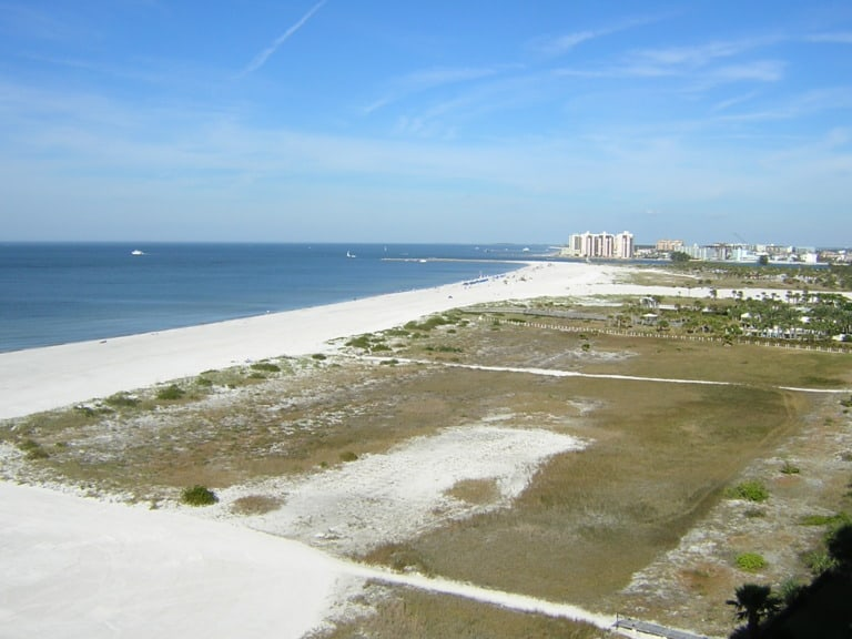 17 mejores playas en Tampa 8