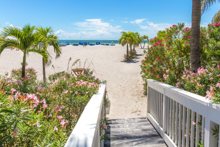 17 mejores playas en Tampa 7