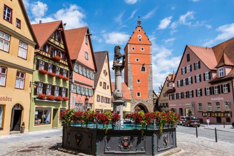 10 pueblos más bonitos de Alemania 8