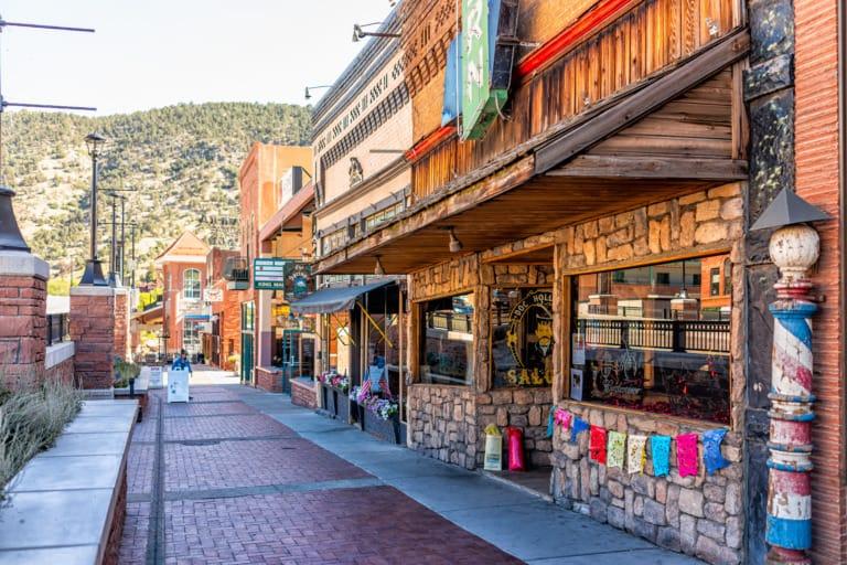 15 pueblos de Colorado con encanto 10