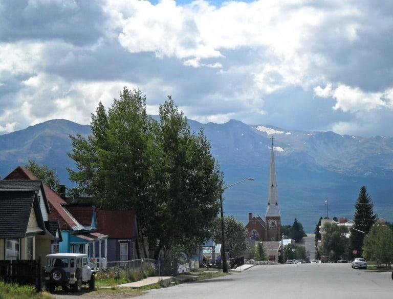 15 pueblos de Colorado con encanto 15